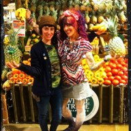 Catra Corbett (aka DirtDiva) -- read about her Fruitarian lifestyle at http://trailgirl.blogspot.com/