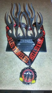 Just a few cool awards given out on race day.  www.hellofahalf.com