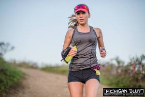Thank you Myles for always somehow making me look decent while running! Photo Credit: Michigan Bluff Photography
